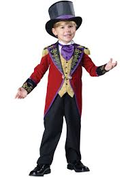 toddler costumes kids ringmaster deluxe boys toddler costume 62 99 the costume