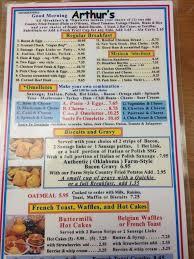 arthur u0027s menu menu for arthur u0027s downey downey urbanspoon zomato