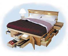 Platform Beds With Storage Underneath - platform bed with drawers bed frames drawers and room