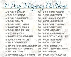 Challenge How To Do It Moved To Rosevsbooks Au 30 Day Blogging Challenge Day 1
