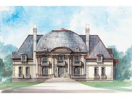 neoclassical home plans home plan homepw00196 5452 square foot 4 bedroom 4 bathroom