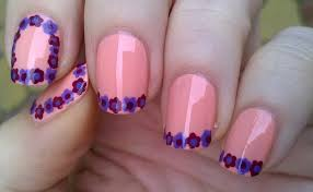 life world women flower frame u0026 tips nail design toothpick nails