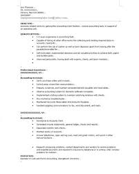 Resume Examples For Accounting Jobs by Level Accounts Payable Resume Accounts Payable Resume Sample Free