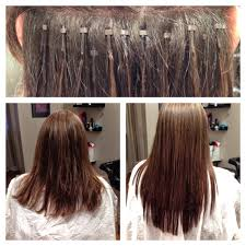 Beaded Hair Extension by How To Do Hair Extensions Strand By Strand I Tips With Micro