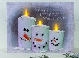 lighted canvas pictures battery operated lights flicker