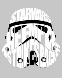 Star Wars Room Decor Etsy by Star Wars Stormtrooper Word Art 11 X 14 Print