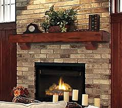 pearl mantels amazon com pearl mantels 412 60 70 shenandoah pine wall shelf 60