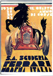 vintage ferrari art all hail enzo ferrari the man who turned speed into an art form