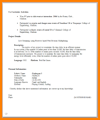 Best Sample Resume For Freshers Engineers by Resume Fresher Format Socialists Furry Ml