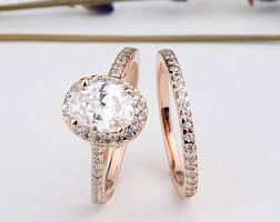 Engagement And Wedding Ring Sets by Bridal Sets Etsy