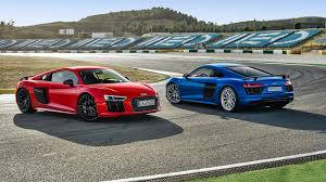 audi of america announces pricing for the all new 2017 audi r8