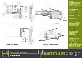upside down floor plans upside down house design perth inverted plans roof grand designs
