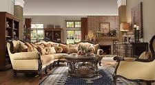 Chenille Sectional Sofa Wooden Chenille Sectional Sofas Loveseats U0026 Chaises Ebay