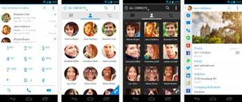 contacts app android best free dialer apps for android getandroidstuff