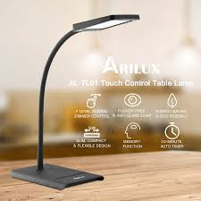 Light Table Desk Arilux Al Tl01 10w Dimmable Touch Controlled Eye Care Led Table