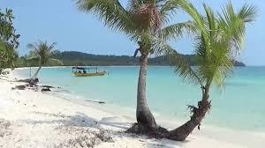long set beach koh rong island in cambodia visit koh rong