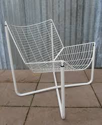 Nest Chair Ikea White Jarpen Wire Chair By Niels Gammelgaard For Ikea 1983 For