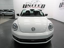 volkswagen white beetle 2012 used volkswagen beetle turbo at united auto brokers serving