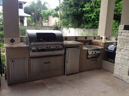 prefabricated outdoor kitchen islands kitchen islands built in bbq plans outdoor cooktop island grill