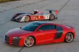 Audi R8 Diesel - the revs institute diesel doomed