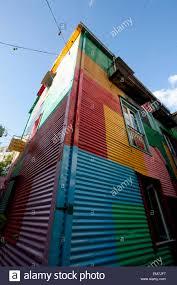 Painted Houses Painted Houses At The Centro Cultural De Los Artistas Barrio La
