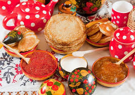 une russe en cuisine la cuisine russe nationale