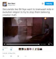 creationist ken ham bill nye is u201cindoctrinating u201d kids by teaching