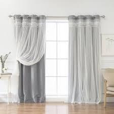 Grommet Blackout Drapes Curtains U0026 Drapes Joss U0026 Main