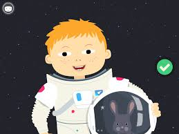 best book apps for kids about the moon