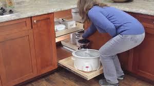 Corner Cabinet In Kitchen Blind Corner Cabinet Solutions