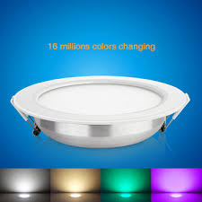 wifi led recessed lights mi light control by phone or wifi remote selling recessed