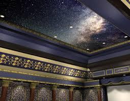 Home Theater Ceiling Lighting Starlight Ceilings