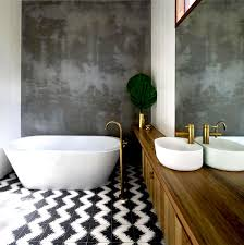 Black And White Bathroom Design Ideas Colors Bathroom Trends 2017 2018 U2013 Designs Colors And Materials