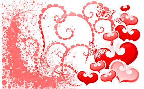 beautiful wallpaper valentine hearts pictures 206175