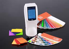 portable color measurement spectrophotometer paint matching