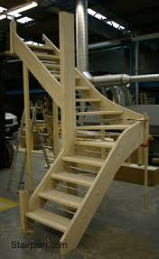 open plan staircases from stairplan openplan open riser open rise