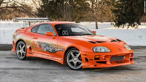 car paul walker drove in first fast u0026 furious movie to be