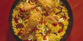 cuisine traditionnelle espagnole paëlla traditionnelle à l espagnole recette sur cuisine actuelle