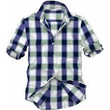 mens stylish check shirts at rs 300 s mens check shirt