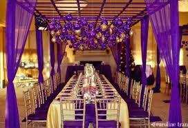 wedding themes ideas ideas planning a purple and gold wedding theme 2211865 weddbook