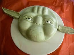 yoda cake topper yoda cake topper by amandasmacarons on deviantart