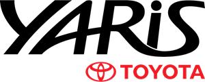 toyota yaris emblem yaris logo vector eps free