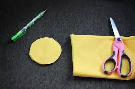 fabric pom pom tutorial a blog to bragg about