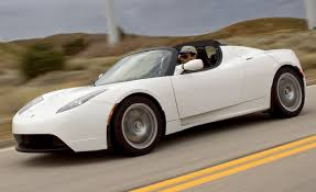 tesla supercar concept 2009 tesla roadster road test reviews car and driver