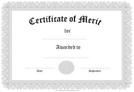 fillable award certificate template