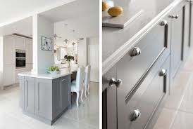 Two Toned Painted Kitchen Cabinets Elephants Breath And Moles Breath Kitchen Malahide