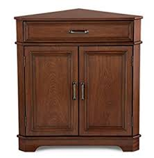 Corner Cabinet Doors Hton Bay 32 W Corner Cabinet With Two Wood Doors