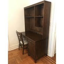 Ethan Allen Bunk Beds Ethan Allen Office Desk W Bookshelf Hutch Aptdeco