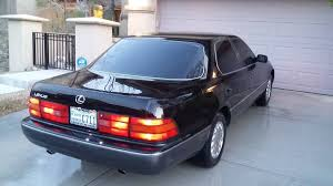 1992 lexus ls400 1991 lexus ls base sedan 4 door 1991 lexus ls400 first generation
