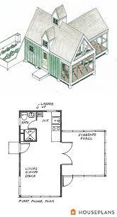 Cottage Style House Plans Cottage Style House Plan 1 Beds 1 00 Baths 213 Sq Ft Plan 510 1